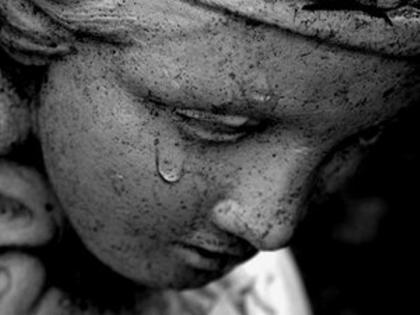 Silêncio e dor;